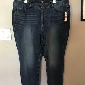 Nine West Plus size Skinny Jeans - NWT